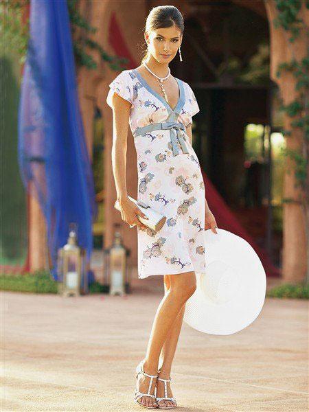 Изображение Выкройка летнего сарафана из коллекции Кройка и шитье на сайте Пинми.ру