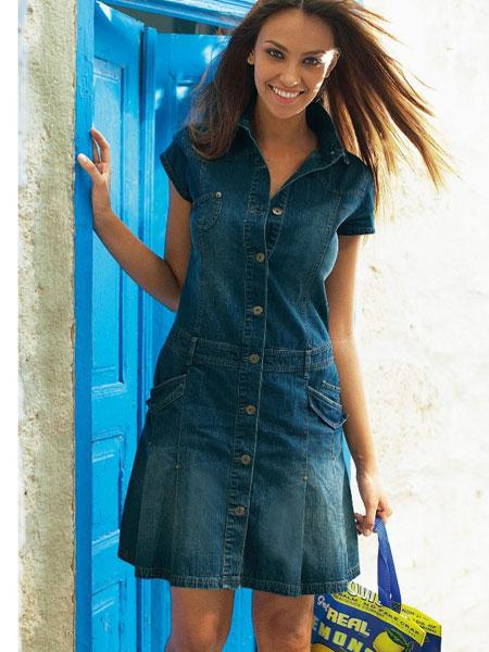 Фотография джинсовые платья платья