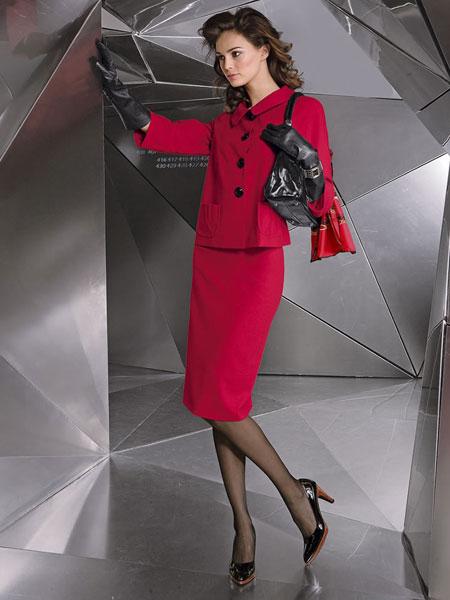 Фото деловые костюмы платья