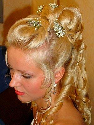 Длинные свадебные прически сделают любую невесту богиней или, на.